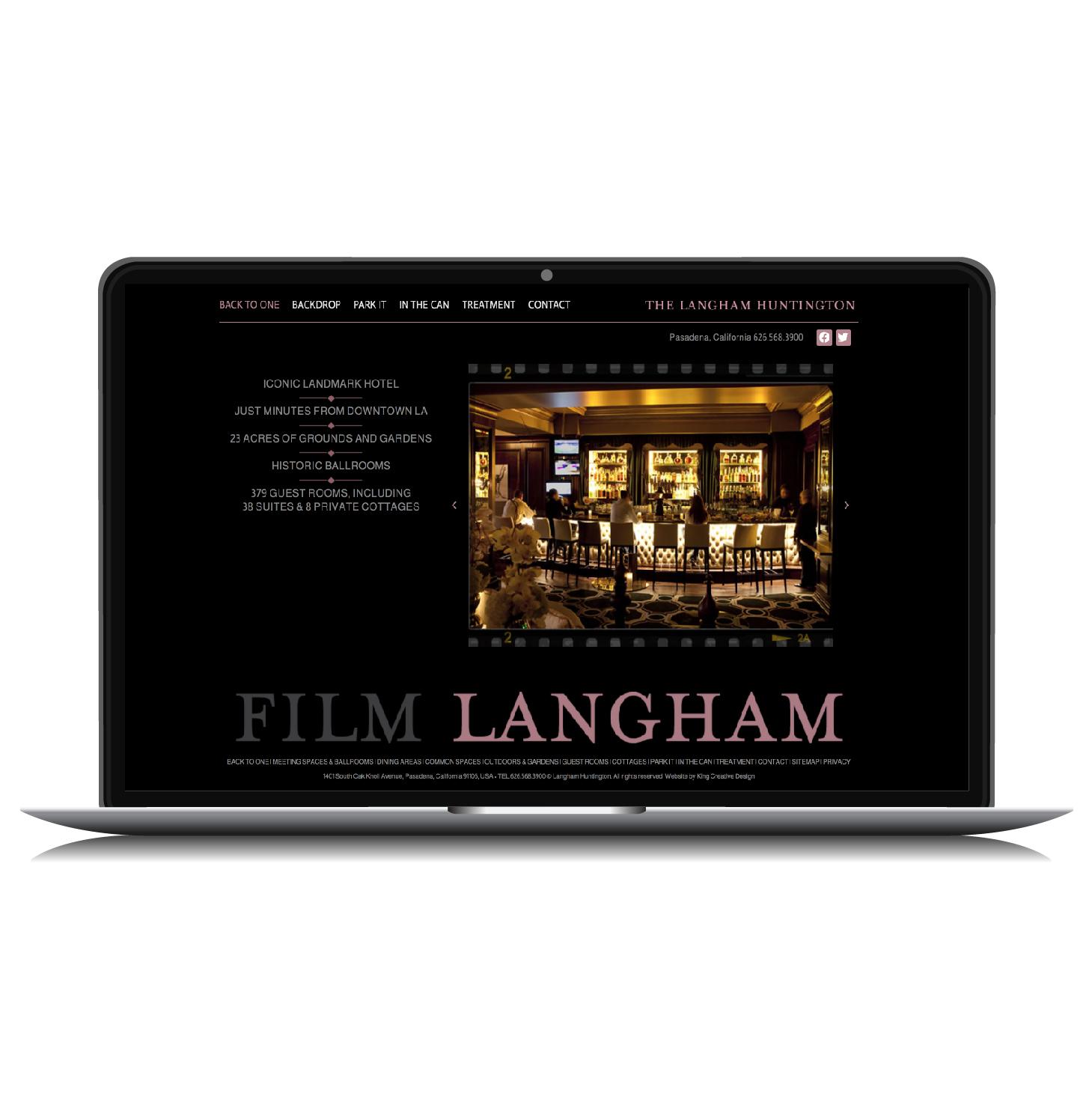 Film Location Website