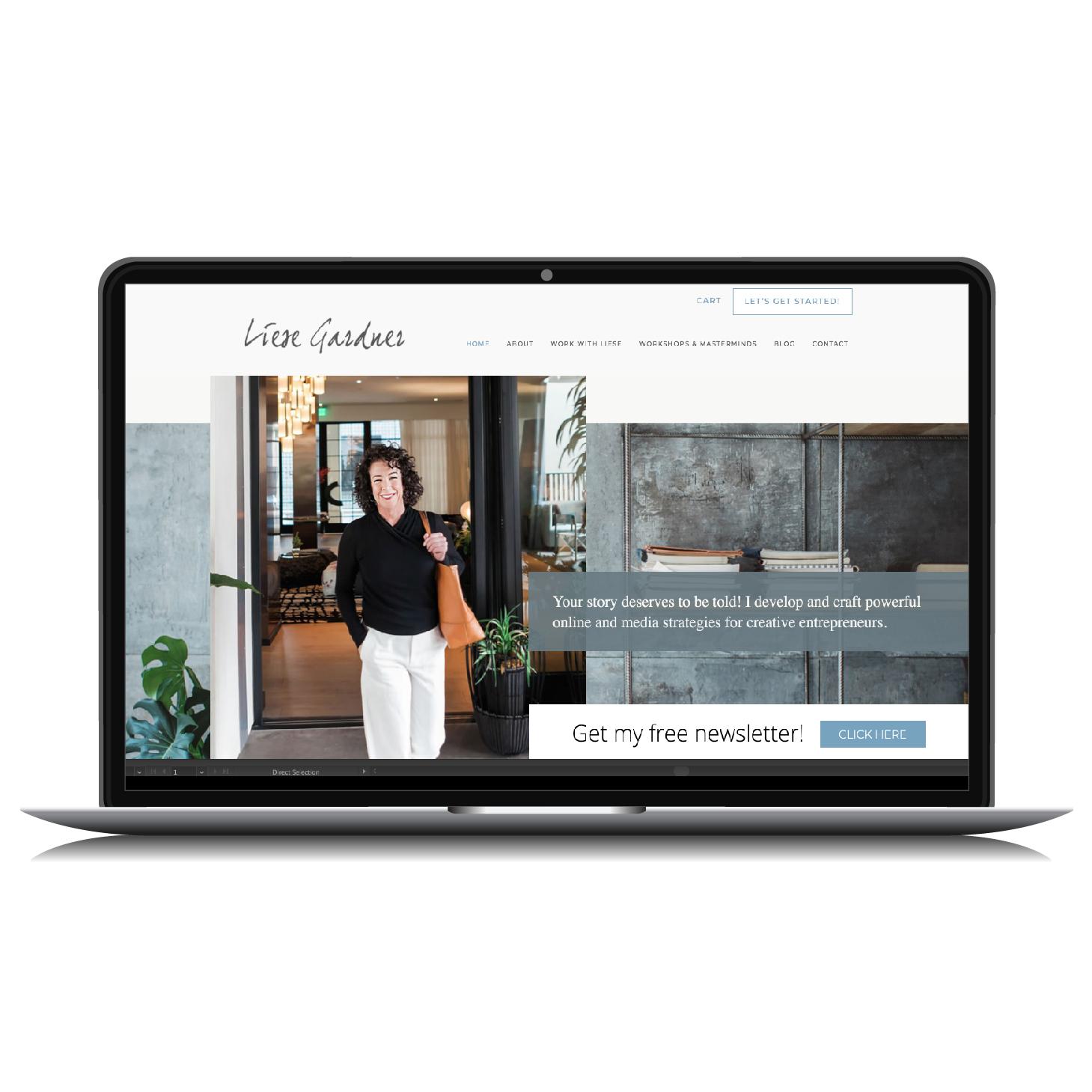 Marketing Website Design